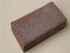 褐色透水砖