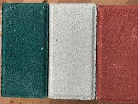 生态砂基透水砖