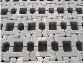 连锁护坡砖